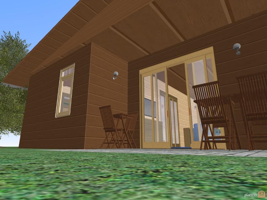 Jagdhütte in den Bergen 45882 by Siegfried Peter image