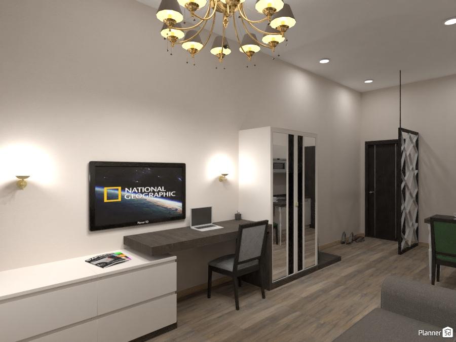 Design hotel room 74189 by Татьяна Максимова image