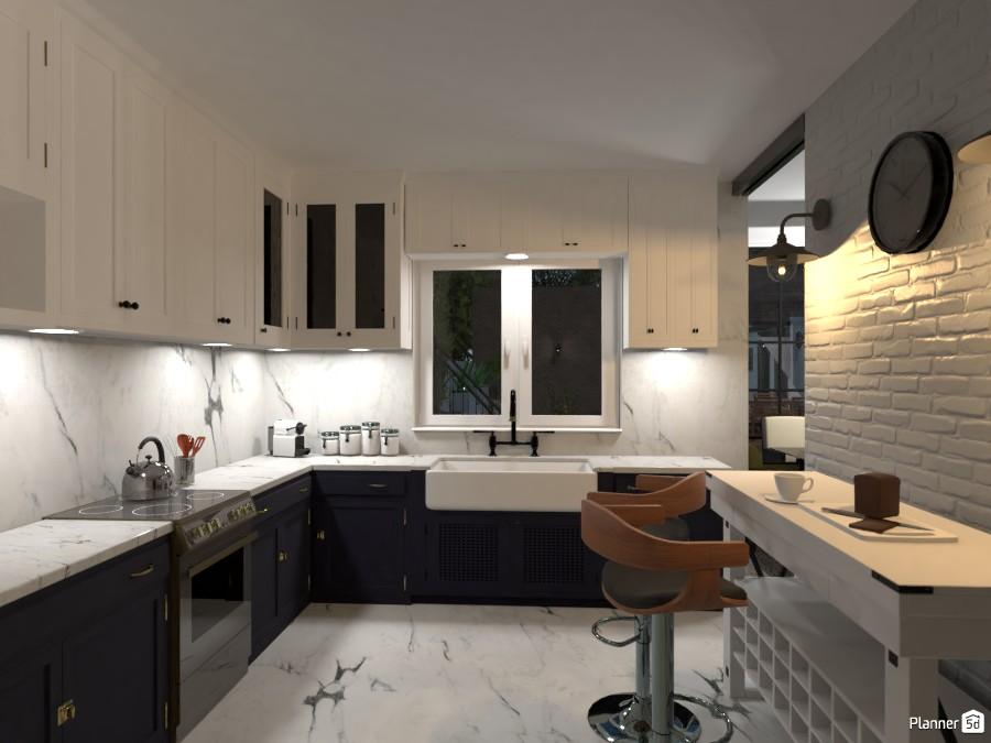 Casa Colonial Cocina -Opcion 1 3571618 by Ezequiel Marotta image