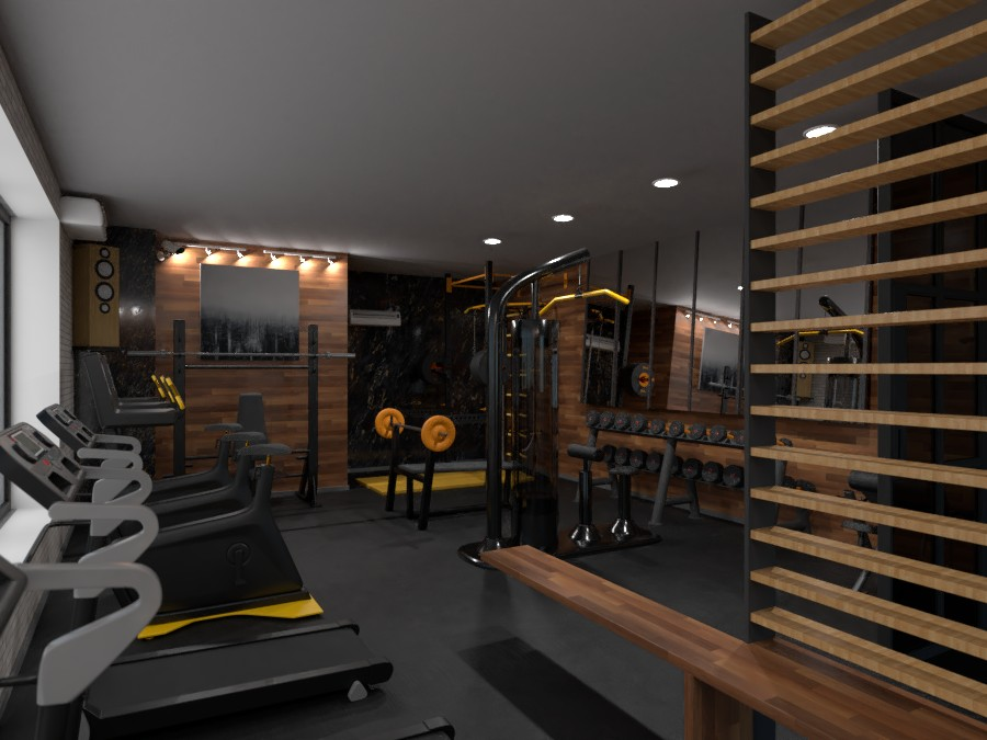 Gym 3825001 by LIKE! Salvatores Design page 304 image