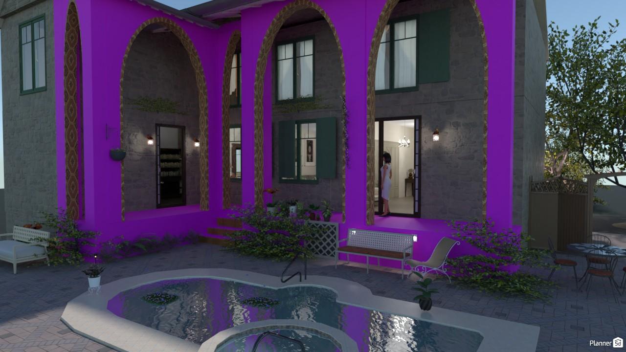 backyard 4322863 by SELIN5DPLANNER image