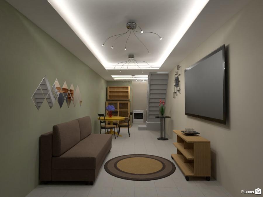Living room - Daniel 4451924 by Michaela Flores image