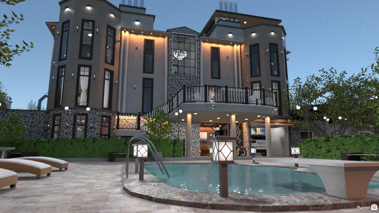Mansion 4214166 by Դավիթ Սարգսյան image