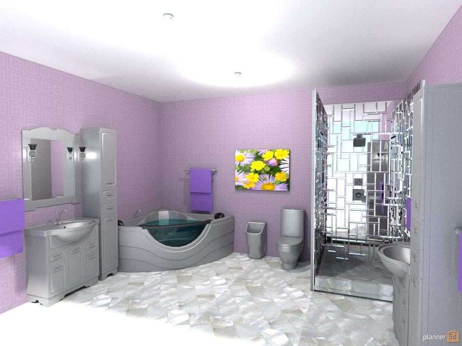 mirrored shower 1017644 by Joy Suiter image