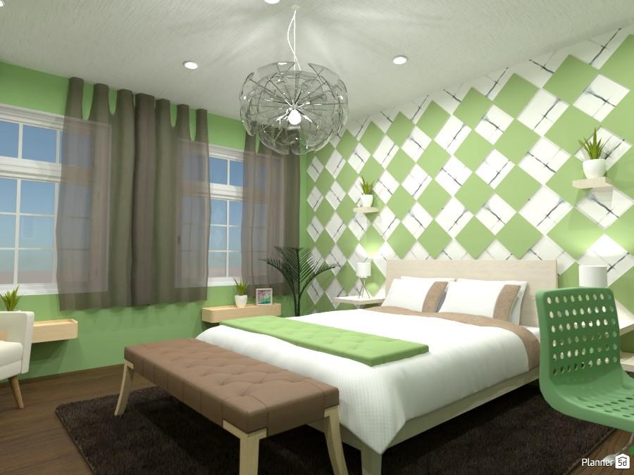 Bedroom: Design battle contest 4587746 by Gabes image