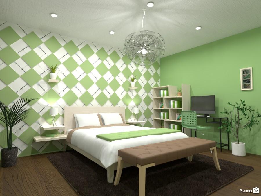 Bedroom: Design battle contest 4587749 by Gabes image