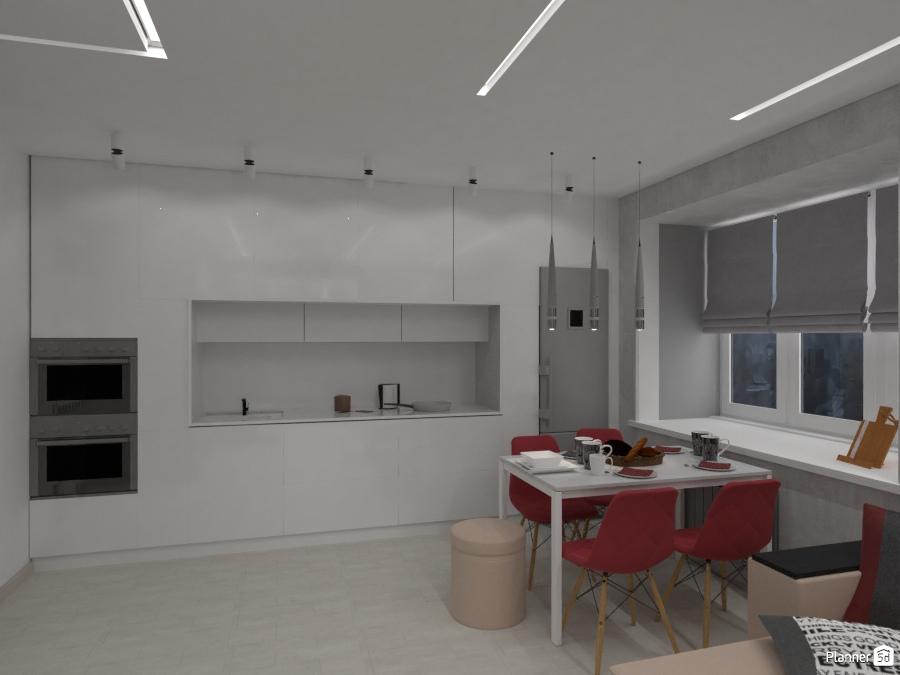 дизайн кухни-студии 2754038 by Татьяна Максимова image