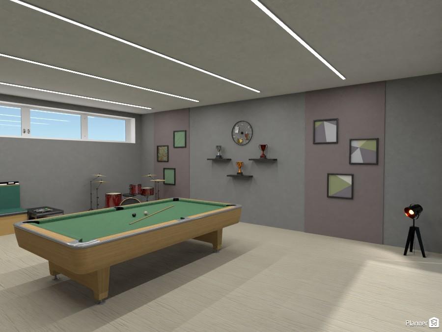 Garage : Design battle contest 4419673 by Gabes image