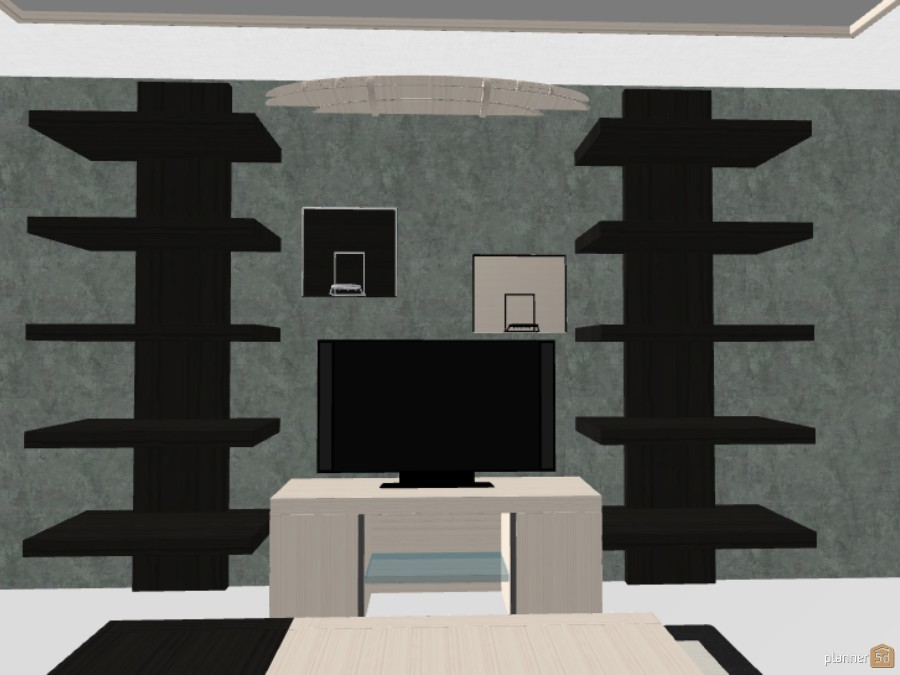 Living Room #1 53245 by Super Hero image