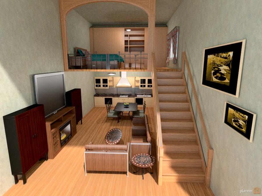 loft bedroom 826388 by Joy Suiter image