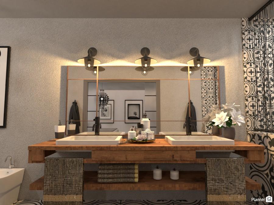 Glamour Bathroom #1 3777182 by Micaela Maccaferri image
