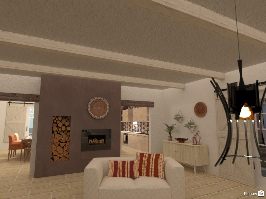 Villa sullo Jonio: living #2 4619846 by Micaela Maccaferri image