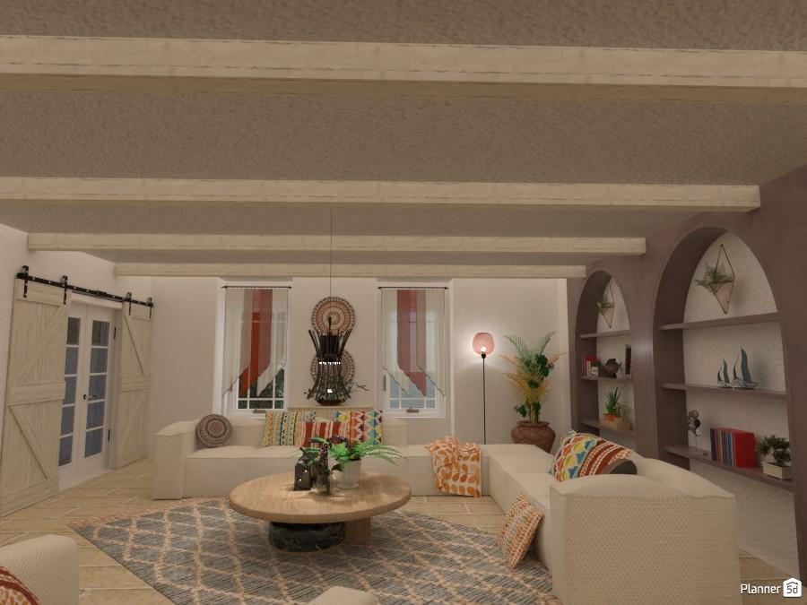 Villa sullo Jonio: living #3 4619859 by Micaela Maccaferri image