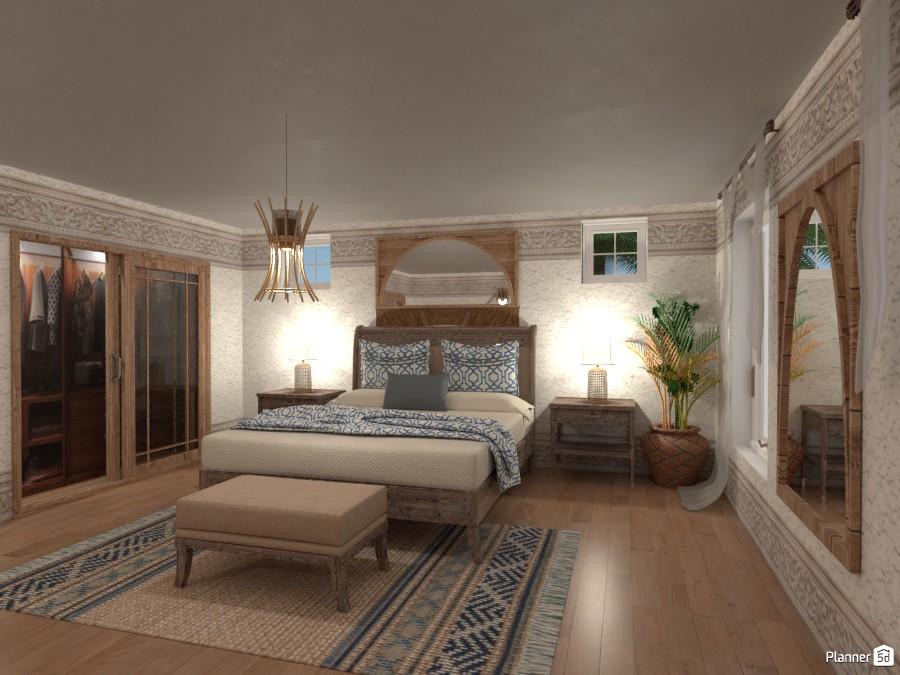 Villa sullo Jonio: Camera da Letto #1 4621573 by Micaela Maccaferri image