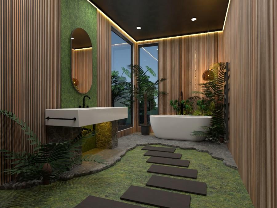 Bathroom 4546730 by Evelinaa image