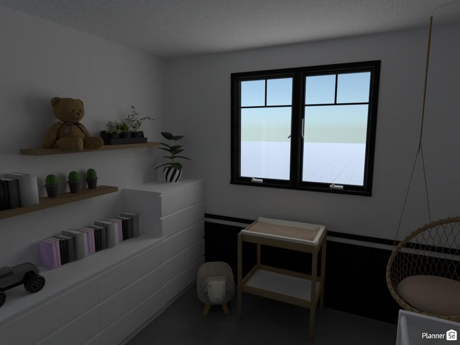 Habitación de bebé 85354 by Laura image