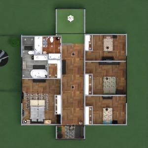 floorplans maison terrasse meubles décoration diy salle de bains chambre à coucher salon garage cuisine extérieur bureau eclairage rénovation maison café salle à manger architecture espace de rangement entrée 3d