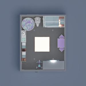 floorplans chambre d'enfant 3d