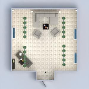 floorplans wohnung haus terrasse mobiliar dekor outdoor büro beleuchtung café architektur studio eingang 3d