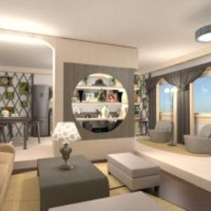 floorplans wohnung mobiliar dekor do-it-yourself wohnzimmer küche beleuchtung haushalt lagerraum, abstellraum 3d