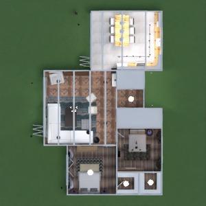 floorplans maison terrasse meubles décoration diy salle de bains chambre à coucher salon cuisine extérieur bureau eclairage paysage maison café salle à manger architecture espace de rangement studio entrée 3d