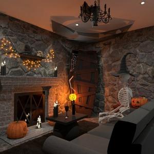 floorplans dekor wohnzimmer beleuchtung 3d