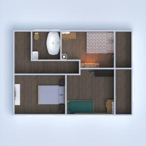 floorplans maison extérieur 3d