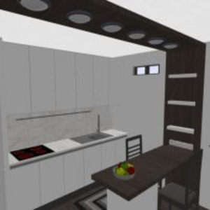 floorplans wystrój wnętrz zrób to sam kuchnia oświetlenie 3d