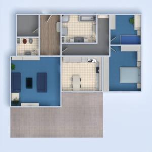 floorplans house bathroom bedroom living room kitchen kids room 3d