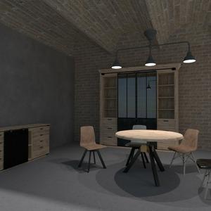 floorplans wohnung mobiliar wohnzimmer esszimmer 3d