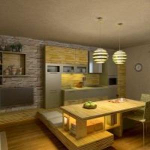 floorplans küche beleuchtung esszimmer 3d