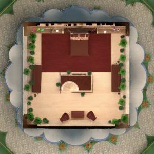 floorplans haus mobiliar dekor do-it-yourself badezimmer schlafzimmer wohnzimmer küche outdoor beleuchtung landschaft haushalt architektur lagerraum, abstellraum eingang 3d