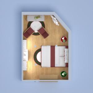 progetti camera da letto saggiorno 3d