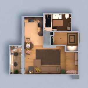 floorplans butas baldai dekoras pasidaryk pats vonia miegamasis svetainė virtuvė biuras apšvietimas renovacija namų apyvoka valgomasis sandėliukas studija prieškambaris 3d