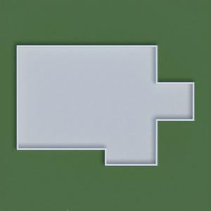 planos casa cuarto de baño dormitorio salón iluminación 3d