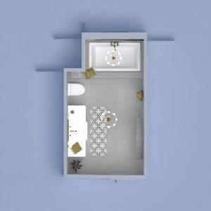 floorplans 浴室 3d