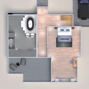 планировки дом терраса улица освещение 3d