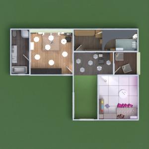 floorplans mieszkanie dom 3d