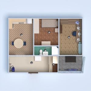 floorplans wohnung terrasse mobiliar dekor do-it-yourself badezimmer schlafzimmer küche büro beleuchtung haushalt esszimmer architektur 3d