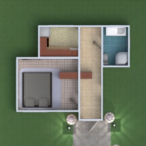 floorplans house furniture bathroom kitchen outdoor lighting landscape 3d