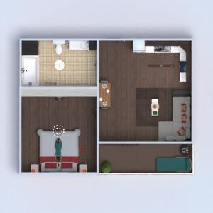 planos apartamento 3d