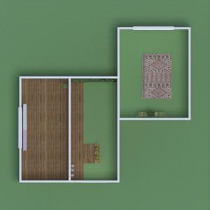 floorplans decoração banheiro quarto quarto cozinha 3d