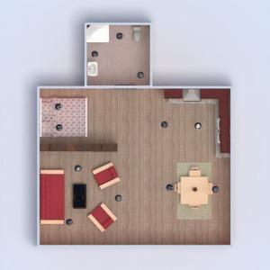 floorplans apartment furniture decor bathroom bedroom living room kitchen lighting landscape 3d