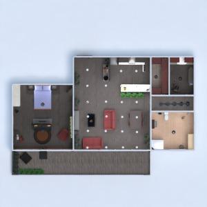 progetti appartamento veranda arredamento decorazioni illuminazione 3d