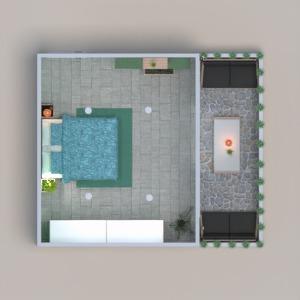 floorplans varanda inferior quarto 3d