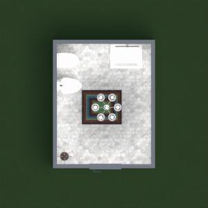 floorplans salle de bains eclairage 3d