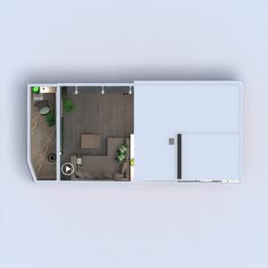 floorplans apartamento decoração banheiro quarto cozinha estúdio 3d
