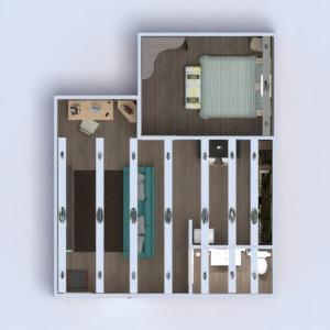 floorplans mieszkanie meble wystrój wnętrz zrób to sam 3d