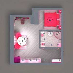 floorplans 公寓 单间公寓 3d