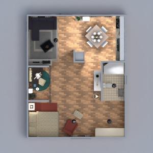 floorplans casa mobílias faça você mesmo banheiro quarto cozinha escritório iluminação cafeterias sala de jantar patamar 3d